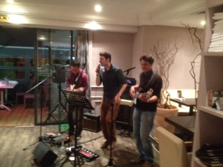 Concert du groupe Coffee Tone